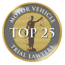 Motor Vehicle Top 25 Trial Lawyers